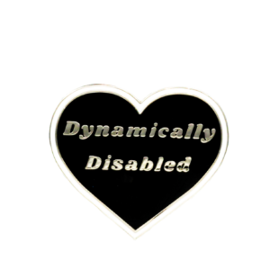 dynamically disabled pin